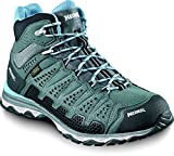Meindl Schuhe X-SO 70 Lady Mid GTX Surround - anthrazit/azur