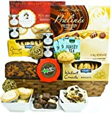 JOYFUL CHRISTMAS HAMPER - Traditional & Luxury Christmas Hampers Gourmet Gift Baskets by Eden4hampers