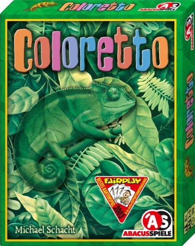 Abacusspiele 08031–coloretto