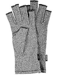 IMAK Gants Compression Arthrites (Différentes tailles) - Gris, ... 0641b336c19