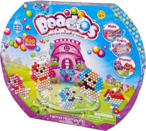 Giochi Preziosi 70106311 - Bindeez Beados Activity Pack 600 Perlen (Beados Perlen)