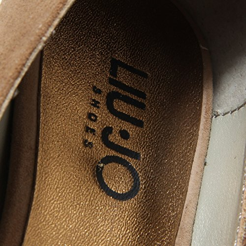 51121 decollete LIU JO OKI scarpa donna shoes women Beige