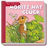 Moritz hat Glück: Mein Vorlesebuch. Durchgehende Geschichte für Kinder ab 2 Jahren - .