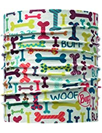 Original Buff 115234.555.20.00 Tubular para Perro, Hombre, Multicolor, Talla Única