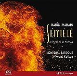 Marin Marais: Sémélé - Overture et danses [Hybrid SACD]
