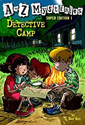 Detective Camp (A to Z Mysteries Super Editions (Quality))
