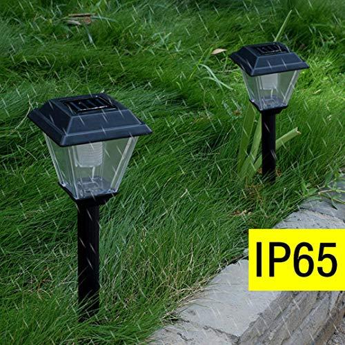 Lanspo_Möbelgeschäft Smart Light Control Outdoor Courtyard Solar Lights Lawn Waterproof Lantern...