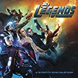 Legends of Tomorrow 2018 Calendar