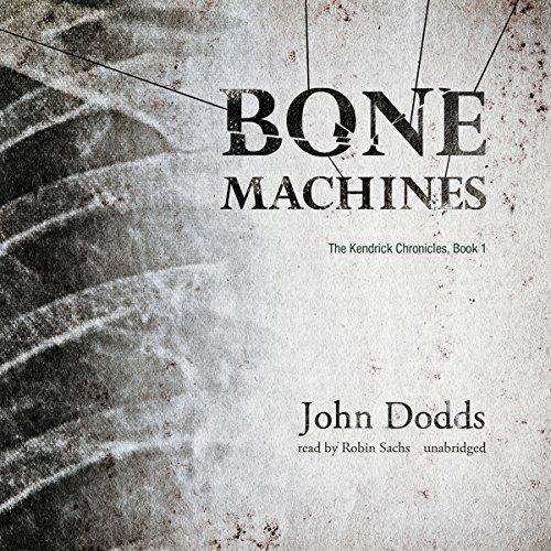 Bone Machines  Audiolibri