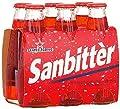 96 Flaschen Sanbitter von San Pellegrino 98ml San Bitter alkoholfreien Kräuter-Aperitif