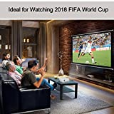 "DR.Q (2018 Upgraded) Projector +20% Lumen Projector with 170"" Display, 40000 Hours, Video Projector 1080P, Connection with TV Stick HDMI VGA USB AV TF Device, with HDMI and AV Cable, White."