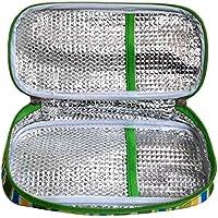 easy-topbuy tragbar Insulin Kühltasche Kühltasche Umweltfreundlich NEU isoliert Travel Case Kühler Box für Auto... preisvergleich bei billige-tabletten.eu