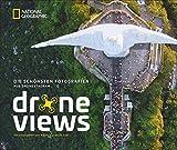 Bildband droneviews: Die schönsten Fotografien aus Dronestagram. Drohnenbilder unserer Erde bei National Geographic, von spannender Natur und Tierwelt bis zu originellen Schnappschüssen.