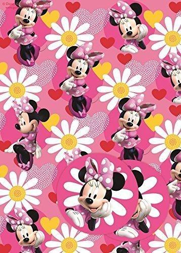 Minnie Mouse Geschenkpapier