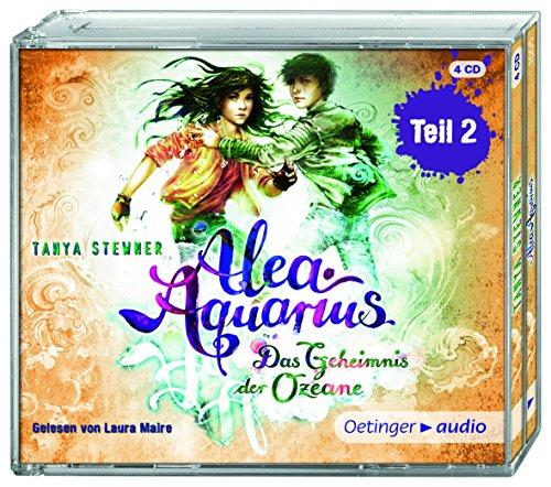 Preisvergleich Produktbild Alea Aquarius. Das Geheimnis der Ozeane - Teil 2 (4CD): Band 3, Ungekürzte Lesung ca. 300 min.