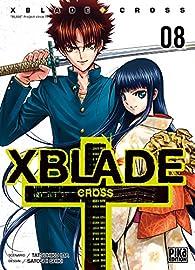 XBlade Cross, tome 8 par Tatsuhiko Ida