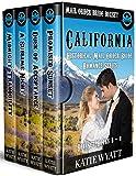 California  Mail Order Bride Box Set Books 5 - 8: Historical Mail Order Bride Romance Series (California Historical Mail Order Bride Romance Series Book 10) (English Edition)