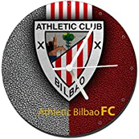 MasTazas Athletic Club Bilbao FC Reloj de Pared Wall Clock 20cm