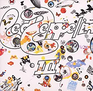 Led Zeppelin III - Vinyl Remasterisé (1 Vinyle)