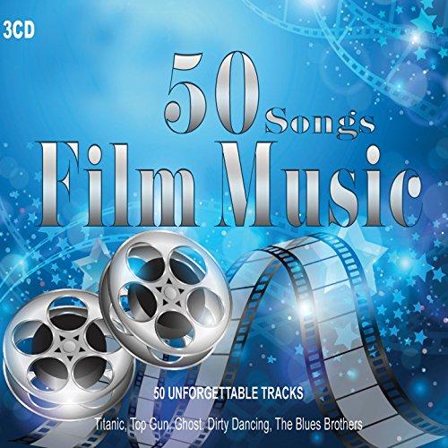 3CD 50 Songs Film Music, Orchestral Works, Jazz Guitar, piano Pieces, Titanic, La Vita è Bella, Moulin Rouge (Bella La Film Vita E)