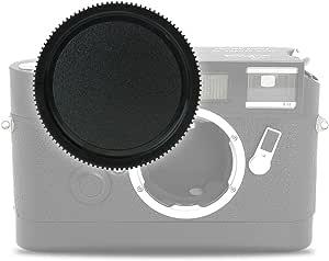 Cellonic Gehäusedeckel Body Cap Kompatibel Mit Leica Elektronik