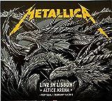 METALLICA Live In Lisbon Portugal 2018 World Wired Tour Doppel CD in digipak [Audio CD]