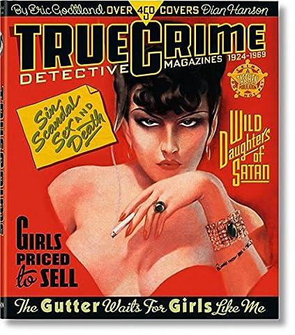va-25 True Crime Detective Magazines