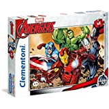 Clementoni - Puzzle Vengadores/Avengers, 60 piezas (269310)