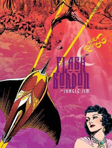 Definitive Flash Gordon and Jungle Jim Volume 2 by Alex Raymond (August 30,2012)