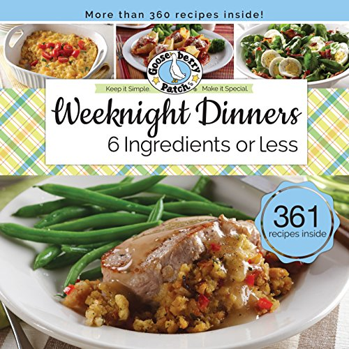 Weeknight Dinners 6 Ingredients or Less (Keep It Simple) (Patch Einfach)