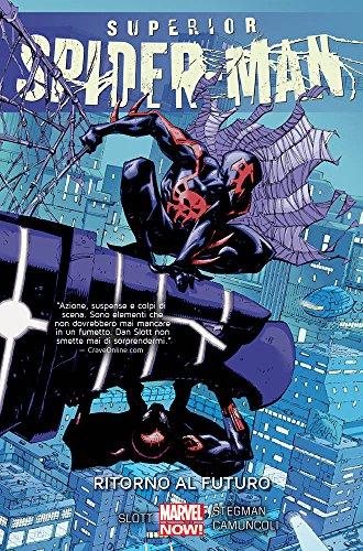 Ritorno al futuro. Superior Spider-Man: 4
