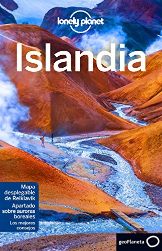 ISLANDIA 2017 (4ª ED ) (LONELY PLANET)