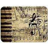 Gaming Maus Pad Oblong Geformte Vintage Ouija Board Personalisierte Mauspad Design Eco Naturkautschuk Durable Computer Desk Stationery Zubehör Maus Pads für Geschenk von D-2016