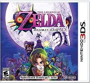 The Legend of Zelda : Majora's Mask (Nintendo 3DS) (NTSC - US Version)