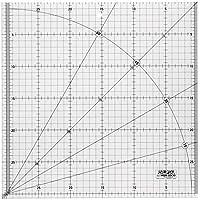 Olfa MQR-30x30 - Regla para Patchwork (30 x 30 cm)