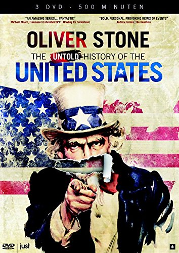 Coverbild: Oliver stones untold history of the 3 dvd