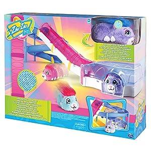 Splash Toys-32303-Casa de Peluche Zhu Zhu Pets House Playset-Casa para hámster