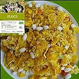 10 kg LuCano Flocs | das BARF Ergänzungsfutter | Flocken Mixer | Cereal Flakes