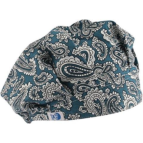Guoer Medical Scrubs-Cappello, taglia unica, colore: