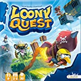Libellud 002571 - Loony Quest, Brettspiel