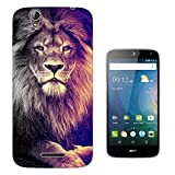 003296 - Lion king of animals photo Design Acer Liquid Z630