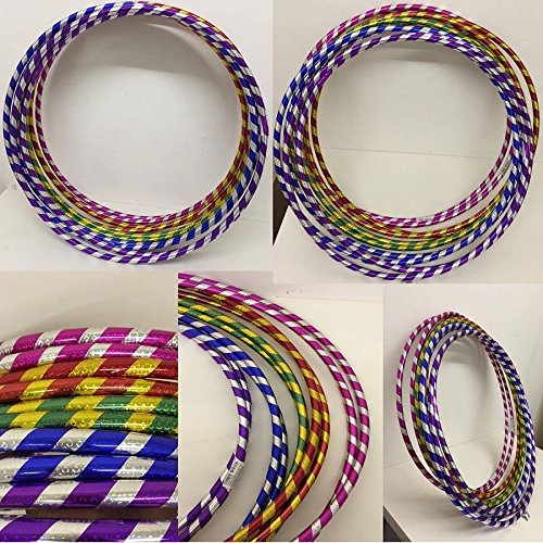 fb-funkybuysr-10x-spiral-kids-adults-small-large-hula-hoops-dia50cm-sporting-good-fitness-hula-hoops