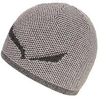 Salewa Niños ortles Wool Beanie–Gorro, Otoño-invierno, infantil, color grey/0730/0540, tamaño 58