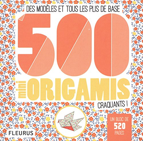 500 mini origamis craquants !