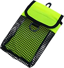 B Baosity Netztasche Hüfttasche Beintasche Mesh Bag Gürteltasche Multifunktional Handytasche für Camping Wandern Outdoor