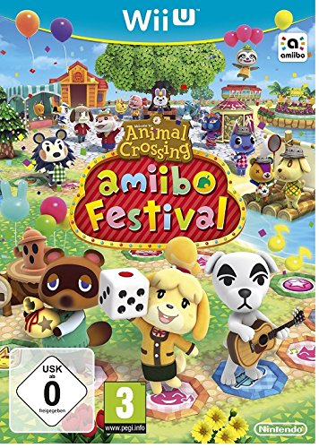 Nintendo Animal Crossing: Amiibo Festival