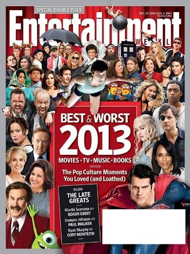 Entertainment Weekly Magazine (December 27/January 3, 2014 Special Double Issue) by