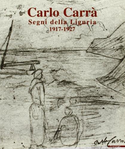 carlo-carra-segni-della-liguria-catalogo-della-mostra-genova-palazzo-ducale-9-luglio-24-ottobre-1999
