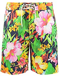 Polo Ralph Lauren Floral Patterned Swim Shorts