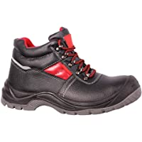 Chaussure de securité homme S3, Botte de securite, Chaussures de sécurité hommes, Cuir de veau, étanche chaussures de…